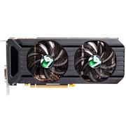 铭瑄 GTX1070巨无霸8G 1506-1683/8000MHz 8G/256bit GDDR5 PCI-E 3.0显卡
