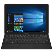 三星 Galaxy TabPro S 二合一平板电脑 12英寸(Intel CoreM3 4G内存/128G SSD/Win10 内含键盘)星钻黑