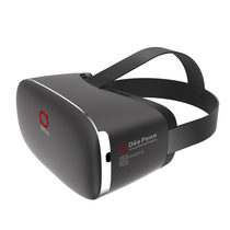 大朋(DeePoon) E2 头盔 头戴式VR智能眼镜 兼容各类虚拟现实游戏产品图片主图