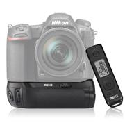 美科 美科(Meike)MK-D500 Pro 单反相机遥控手柄兼电池盒 适用于尼康D500相机