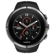 颂拓 spartan ultra斯巴达极限Ambit拓野4智能彩屏触控GPS户外运动手表精钢黑色SS022659000