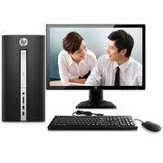 惠普 TPC-W030-SF 510-p059cn台式电脑(i5-6400T 4G DDR4内存 1T WiFi Win10)19.5英寸显示器