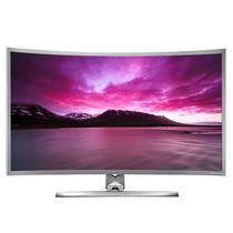 技讯(GVNXUHI) JXQ3201 31.5英寸曲面办公娱乐一体机电脑(凌动四核 集显 2G内存 32G固态 WIFI 键鼠 DOS)银白色产品图片主图