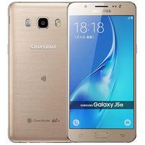 三星 Galaxy J5108 流沙金 移动联通双4G手机产品图片主图