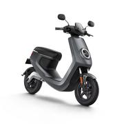 小牛 M1智能电动踏板车 动力标准版/动力安全版M1 白/黄/红/蓝/灰 灰色 动力版 动力标准版
