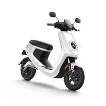 小牛 M1智能电动踏板车 动力标准版/动力安全版M1 白/黄/红/蓝/灰 白色 动力版 动力标准版产品图片主图