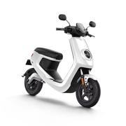 小牛 M1智能电动踏板车 都市标准版M1/都市安全版M1 白色 都市版 都市标准版