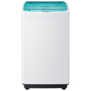 海尔 EBM33X69W 3.3公斤迷你全自动洗衣机(白色) 负离子消毒 婴幼儿专用