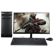 清华同方 精锐X970-BI01 23.6英寸游戏台式电脑(四核i7-6700 DDR4 8G 128GSSD+1T GTX750TI 2G win10)