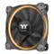 Thermaltake Riing 12cm RGB 套装软体版 机箱风扇(软件控制/风扇*3/RGB变色/减震系统/静音技术)产品图片4