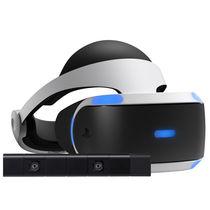 索尼 【国行PS】PlayStation VR 虚拟现实头戴设备 摄像头套装产品图片主图