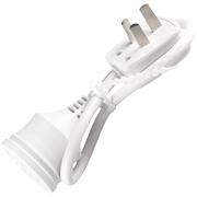 英特曼 ACPW06 16A三芯插头电源插座延长线0.5米 拖线板接线板插排0.5M