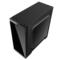 爱国者 炫影 黑色 分体式机箱(支持ATX主板/钢化玻璃面板/USB3.0/HD音频/大侧透/支持背线)产品图片4