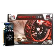 镭风 R5-230 速甲蜥-1GD3 625MHz/1066MHz 1024M/64bit GDDR3 PCI-E 3.0显卡
