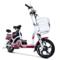 小刀 TDT-1611Z 新款助力电动车自行车48V12AH 全新脚踏电瓶车口哨 骄阳桃红产品图片3