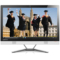联想  AIO 300 23英寸教育一体机电脑(A8-7410 4G 1T R5_A330 2G独显 WiFi 摄像头 Win10)白色产品图片1
