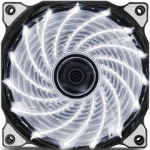 鑫谷 极风白灯风扇(12cm静音机箱风扇/15颗高亮灯珠/减震胶垫)产品图片主图