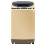 松下 XQB80-GD8236 8公斤 全自动波轮洗衣烘干一体机