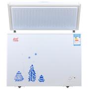 白雪 BD/C-237DS  237升 顶开门 冷冻冷藏转换冷柜(皓月白)