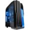 超频三 玛丽 黑色 中塔式机箱 (支持ATX大板/LED呼吸灯/电源独立仓/水冷/长显卡/USB3.0)产品图片2