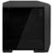 超频三 玛丽 黑色 中塔式机箱 (支持ATX大板/LED呼吸灯/电源独立仓/水冷/长显卡/USB3.0)产品图片4
