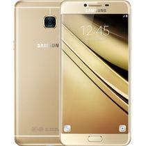 三星 Galaxy C7(SM-C7000)64G版 枫叶金 移动联通电信4G手机 双卡双待产品图片主图