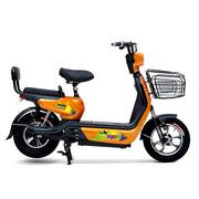 小刀 T60电动车 自行车 酷车48V 新款滑板助力车  高性能 里约奥运专供款 14寸