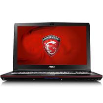 微星 GP62 6QG-1281CN 15.6英寸游戏笔记本电脑 (i5-6300HQ 8G 1T+128GSSD GTX965M WIN10 背光) 黑产品图片主图