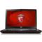 微星 GP62 6QG-1281CN 15.6英寸游戏笔记本电脑 (i5-6300HQ 8G 1T+128GSSD GTX965M WIN10 背光) 黑产品图片1
