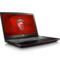 微星 GP62 6QG-1281CN 15.6英寸游戏笔记本电脑 (i5-6300HQ 8G 1T+128GSSD GTX965M WIN10 背光) 黑产品图片2