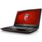 微星 GP62 6QG-1281CN 15.6英寸游戏笔记本电脑 (i5-6300HQ 8G 1T+128GSSD GTX965M WIN10 背光) 黑产品图片3