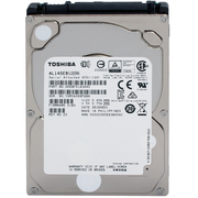 东芝 300GB 10500转128M SAS 2.5寸企业级硬盘(AL14SEB030N)