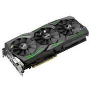 华硕 ROG STRIX-GTX1080-A8G-GAMING 1670-1835MHz 8G/10010MHz GDDR5 PCI-E3.0显卡