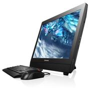 联想 扬天S2010 19.5英寸一体机电脑 (J3710 4G 500G 1G独显 摄像头DVDRW WIFI WIN7)黑色