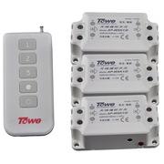 Towe AP-WSK1/D-3 安捷宝系列3点遥控开关 单路控制电源