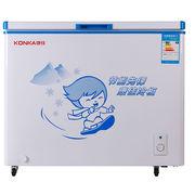 康佳 BD/BC-328DTH 328升 单温冷柜 冷藏冷冻转换冷柜 一扭控温 (白色)