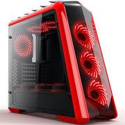 撒哈拉 刀塔DOTA D6飞龙版  台式电脑游戏机箱