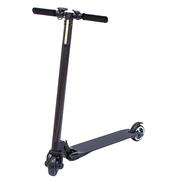 V-skate 电动滑板车 成人碳纤维电动车折叠自行车代驾 代步车 平衡车 碳纤黑10.4A进口三星电池35公里