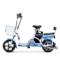 小刀 TDT-1611Z 新款助力电动车自行车48V12AH 全新脚踏电瓶车口哨靛蓝产品图片1