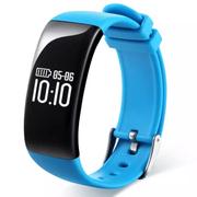 天诺思 X16 运动智能手环心率监测睡眠防水手表计步器男女IOS安卓苹果 蓝色