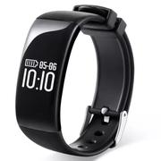天诺思 X16智能手环 心率手环 来电显示 震动提醒 睡眠监测 信息推送 计步 防水 专业运动手环 黑色