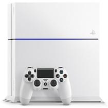 索尼 PlayStation 4 游戏主机双手柄套装 (白色)产品图片主图