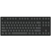 Ikbc c87 樱桃轴机械键盘 87键原厂Cherry轴 黑色 茶轴