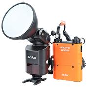 神牛 AD360II-C AD360二代佳能版外拍摄灯机顶灯 婚纱写真模特摄影灯
