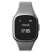 拉卡拉 支付手环 智能手表 刷公交地铁(广州羊城通) NFC闪付 来电提醒 计步睡眠 金属灰产品图片主图