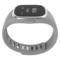 拉卡拉 支付手环 智能手表 刷公交地铁(广州羊城通) NFC闪付 来电提醒 计步睡眠 金属灰产品图片4