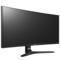 LG 34UC79G 34英寸 1ms响应 144Hz刷新 21:9曲面电竞显示器产品图片2
