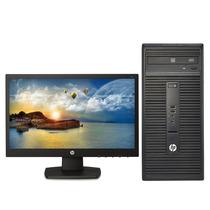 惠普  280G2 MT 台式电脑(i5-6500 4G 500G DVDRW Win7 21.5英寸显示器)产品图片主图