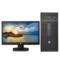 惠普  280G2 MT 台式电脑(i5-6500 4G 500G DVDRW Win7 21.5英寸显示器)产品图片1
