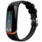 天诺思 X12 智能手环 心率手环 来电震动提醒 睡眠监测 信息推送 计步 防水 专业运动手环 黑色产品图片1